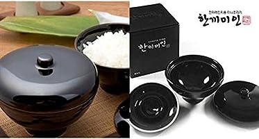 Compra JISAM TRADE Mini instantánea cerámica de la Olla de arroz ...