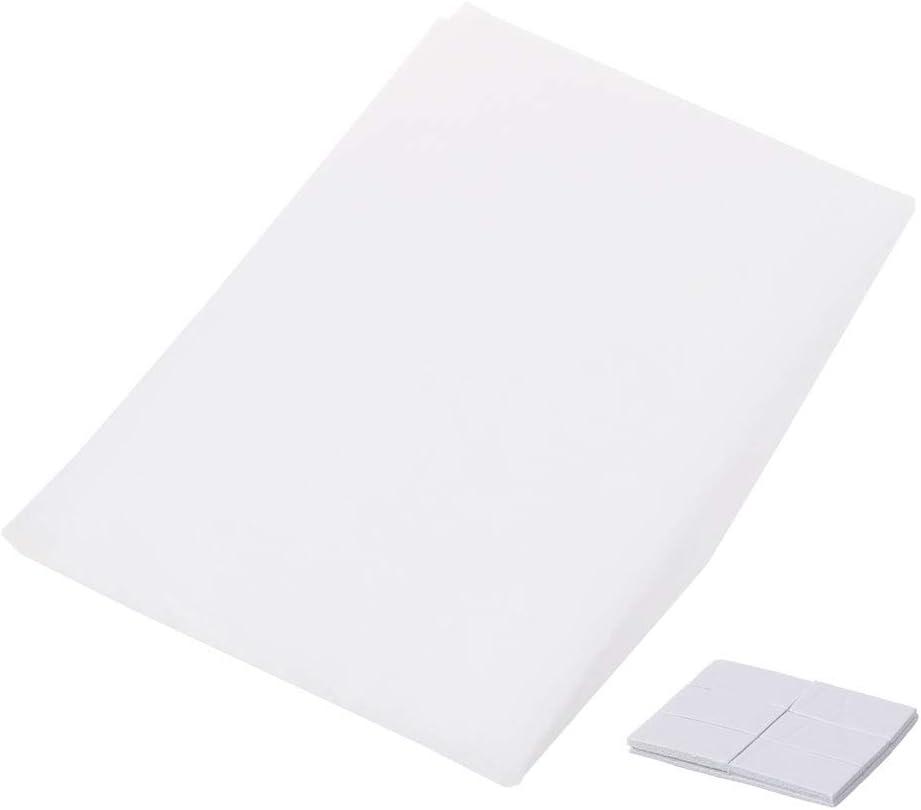 Guoyy - Filtros de aceite de algodón absorbentes para campana extractora de papel de cocina universal: Amazon.es: Hogar