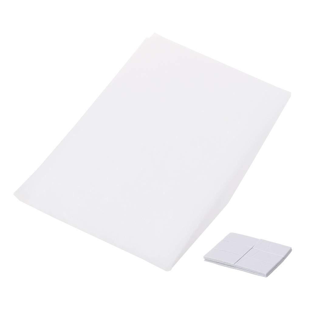 SimpleLife Lantisorbant Universel de Papier de Cuisine de Coton Filtre lextracteur de Capot de cuiseur