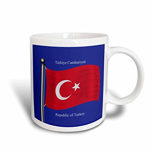 Turkey 15 Ounce Mug - 1