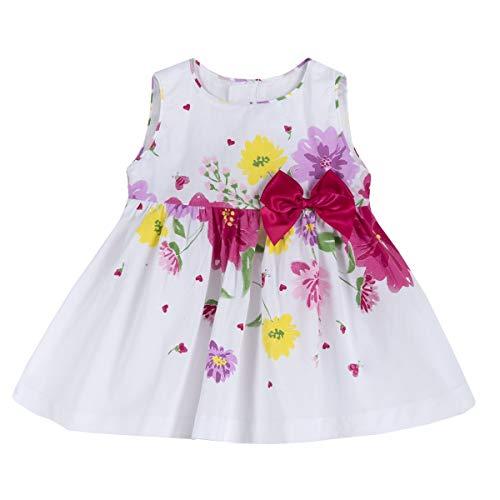 chicco Abito Senza Maniche Mouwloze jurk voor meisjes