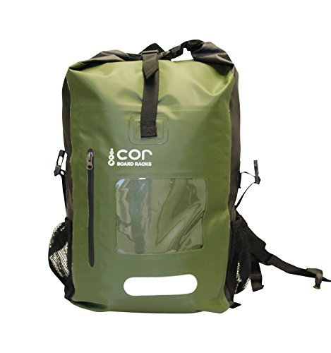 COR-Waterproof-Dry-Bag-Roll-Top-Backpack-with-Padded-Laptop-Sleeve-25L-and-40L-Travel-Camping-Hiking-Rafting-Surfing