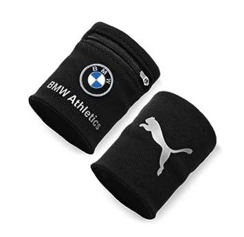 5999f3a83051b BMW Genuine Athletics Collection Sport Gym Wrist Wallet Black (80 23 2 231  778)  Amazon.co.uk  Car   Motorbike