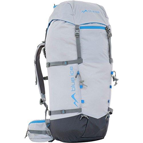Price comparison product image Carolina Herrera Blue Ice Yeti 50L Backpack Gray, One Size