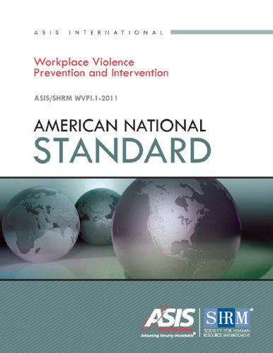 (Workplace Violence Prevention and Intervention )