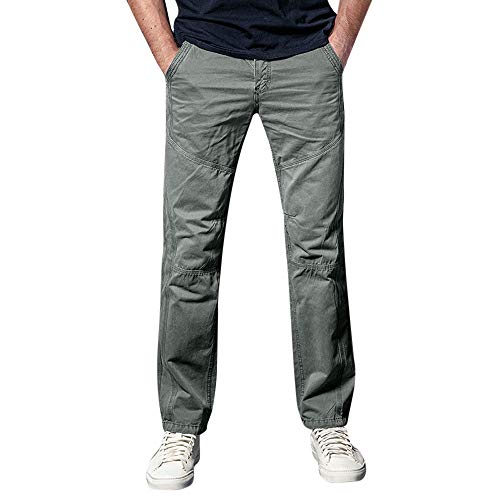 TANGSen Men's Tactical Military Combat Outdoors Pant Casual Work Safari Style Fashion Trousers Cargo -