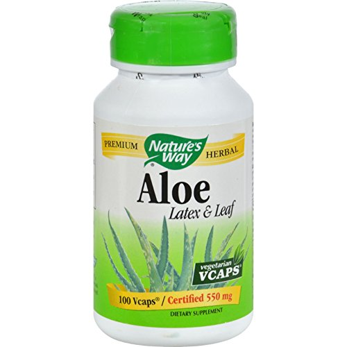 organic aloe vera capsules - 9