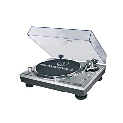 Audio-Technica AT-LP120-USB Silver