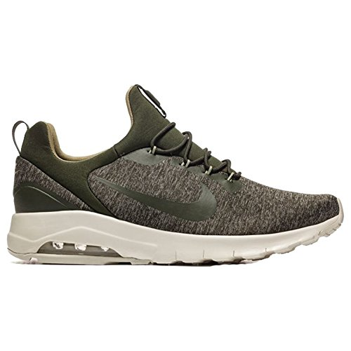 Mens Air Max Motion Racer Shoes - Sequoia