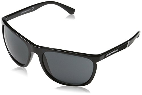 Sonnenbrille EA4107 Armani Black Emporio 501787 AqzHxCWxFw