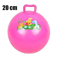 Theshy Handle Ball Holiday Pool Party Swimming Garden Large Inflatable Beach Ball Toy,for Your Spring/Summer Holiday