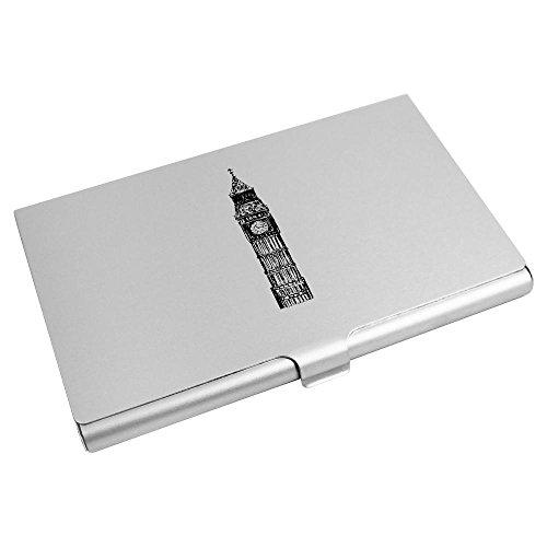 Azeeda Card Wallet Card 'Big Business Ben' Credit CH00016043 Holder YBY0rSn