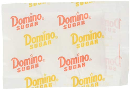 (Domino Sugar Packets, 500Count, Restaurant Quality)