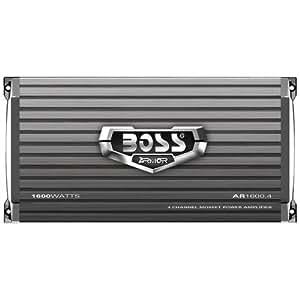 BOSS AR1600.4 - Amplificador de audio