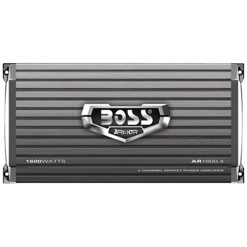 BOSS Audio AR1600 4 Bridgeable Amplifier