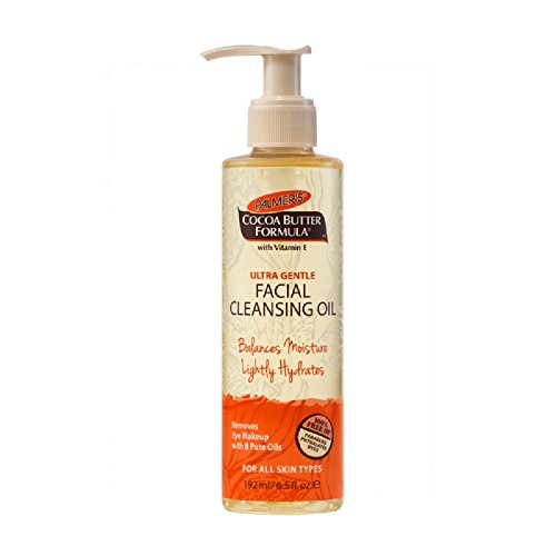 Palmer's Cocoa Butter Face Cleansing Oil, 6.5 Fluid Ounce