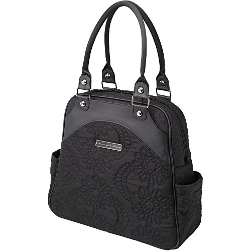 Petunia Pickle Bottom Embossed Satchel, Central Park North - Park North Stores