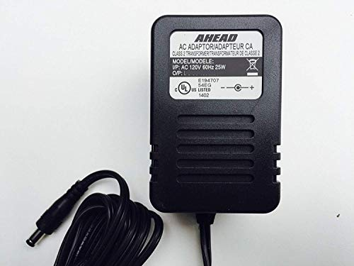 BH Fitness Power Supply Cord AC Adapter Works Bladez Ironman Bike Elliptical