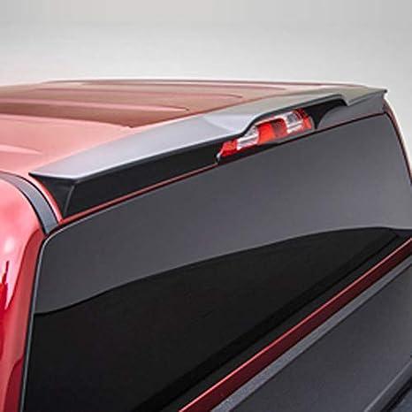 Dawn Enterprises EGR981579 Painted EGR Truck Cab Spoiler Compatible with Chevrolet Silverado Black GBA GMC Sierra