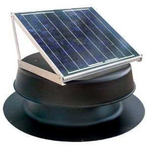 Natural Light Energy Systems Solar Attic Fan - 9