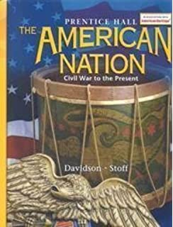 Amazon the american nation civil war to present the prentice the american nation civil war to the present fandeluxe Images