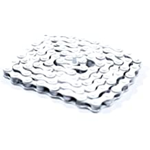 State Bicycle KMC Chain, White