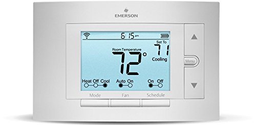Emerson Thermostats UP500W White Rodgers