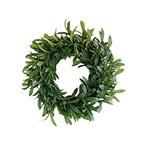 LaHomey 17-Inch Olive Wreath, Home Decoration for Wedding Party, Medium 91