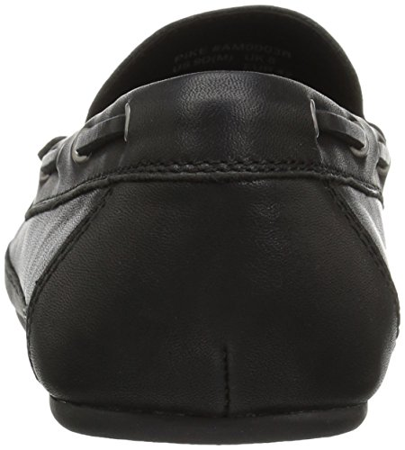 206 Collective Men's Pike Driving Slip-on Loafer Black Leather cheapest price PlyFV8ga6