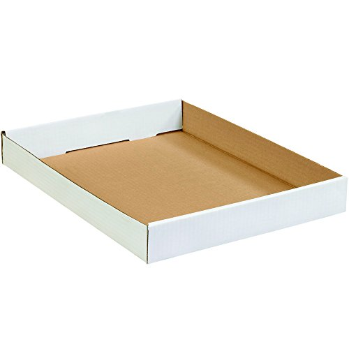 Tape Logic TL15122CTW Corrugated Trays, 15