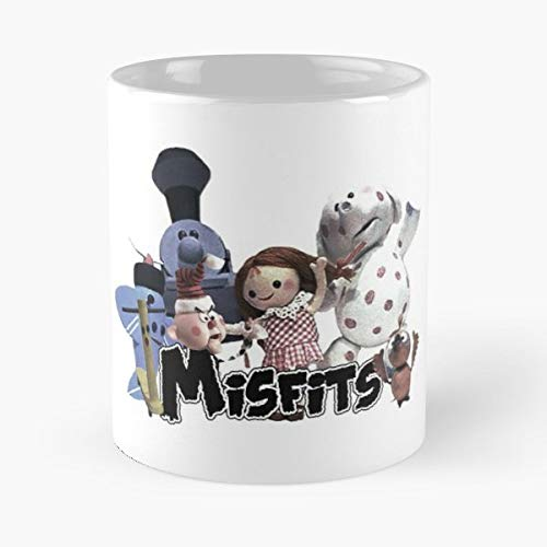 (Misfit Toys Island Of Rudolph The Red Nosed Reindeer - 11 Oz Coffee Mugs Unique Ceramic Novelty Cup, The Best Gift For Holidays.)