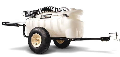 - Agri-Fab 45-0293 25-Gallon 12-Volt Professional Tow Sprayer