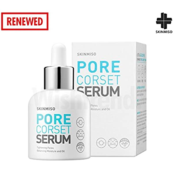 Amazon Com Skinmiso Pore Minimizing Serum Facial Serum Pore