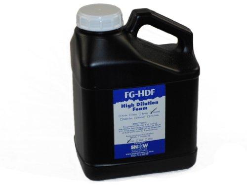 [Foam Master High Dilution Foam Fluid (1 Gallon)] (Big Fog Machine)