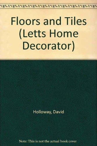 Descargar Libro Floors And Tiles David Holloway