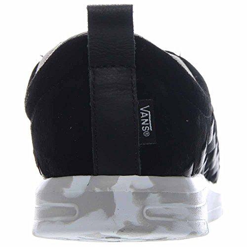 Homme Pour Blanc Vans noir Baskets REq1v1