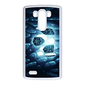 Printed Cover Protector LG G3 Cell Phone Case Yhdol The Lost Empire Unique Design Cases