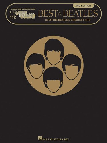 Best of the Beatles: E-Z Play Today Volume 112 (E-z Play Today -
