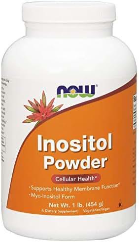 Now Supplements, Inositol Powder, 1-Pound