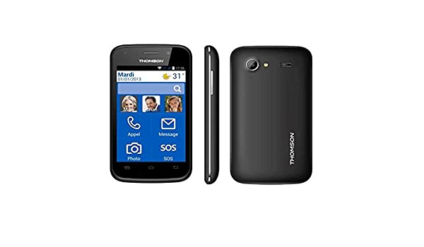 SEREA 400 Smartphone Dual SIM 4.0
