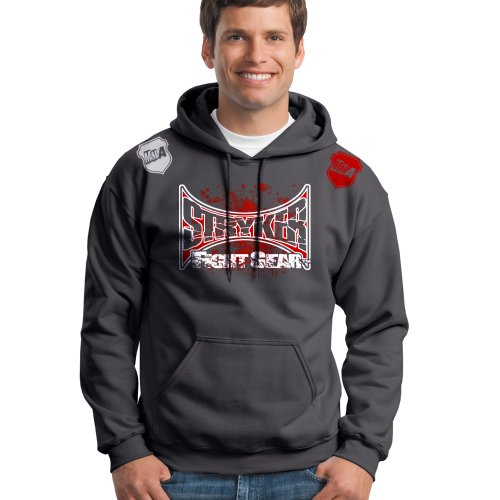 Stryker Pullover Hoodie Sweatshirt Sweater Jumper Tapout UFC MMA Size (Affliction Pullover)