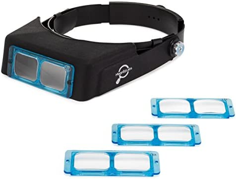 Headband Magnifier Headset Magnifying Optical product image
