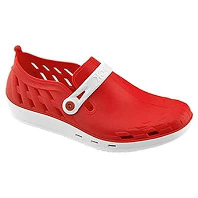 Wock Multi Color Flat Sandal For Unisex