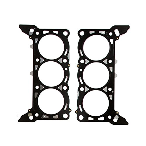 Amazon Com Steel Head Gasket Set Bolts Kit For 98 00 Ford F 150