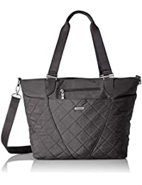 Quilted Avenue Tote with Rfid