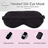 Silk Heated Eye Mask for Dry Eyes - Stye