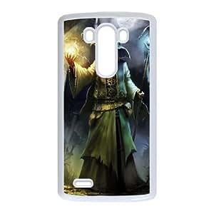 Trine 2 LG G3 Cell Phone Case White Tribute gift PXR006-7606741