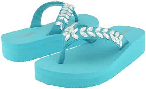 89f8376923429a Shopping 12.5 or 11 - 3 Stars   Up - Multi or Blue - Sandals - Shoes ...