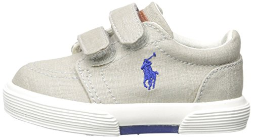 Pictures of Polo Ralph Lauren Kids Boys' FAXONIIEZ GY Grey/Royal 5