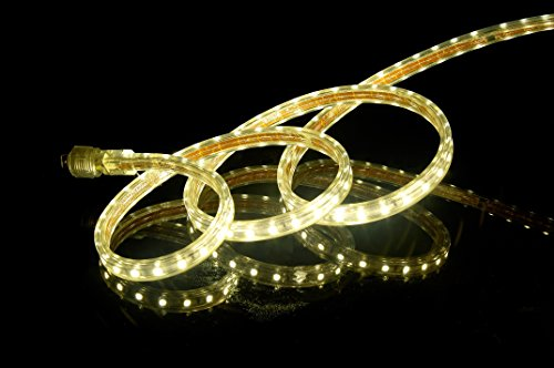 Waterproof Dimmable Super Flat Led Rope Light